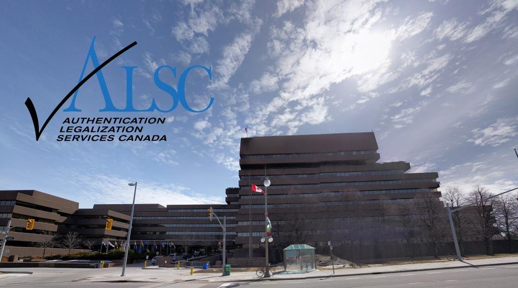 Global Affairs Canada Apostille Authentication Legalization Service