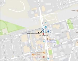 North York Apostille Authentication Legalization Office google map