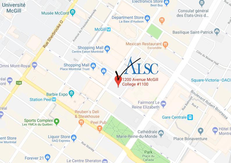 Montreal Apostille Authentication Legalization Center